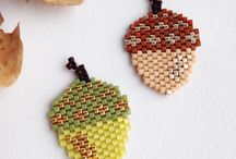 Beading - plants and nature