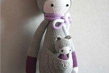 Ctextiles aime le crochet / inspirations et projet à faire en crochet