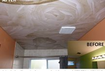 Imprinted Stretch Ceilings / Stretch Ceilings with high resolution imprints