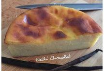 gâteau fécule de maïs