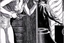 Illustration - Virgil Finlay