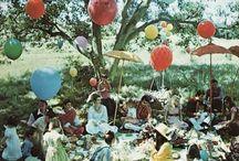 Birthday Picnic Tea Party Ideas