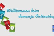 demanja / Polstern/Nähen