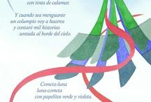 ilustrated poetry - poesía ilustrada