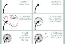 Flowers tutorial