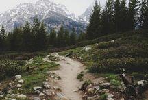 Места / Путешествия и прогулки, которых очень хочется в свою жизнь