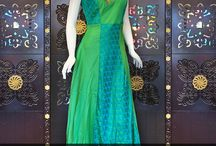 Long Designer Anarkali Suit Collection-3