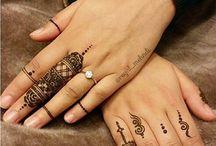 henna/tattoo designs n cool piercings