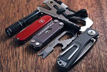 Edc / Things your pockets need / by E Obo