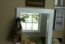 Under Stairs / Dog house