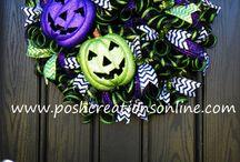 Wreaths / by Tiffany Fritzsche