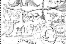 Doodles draw