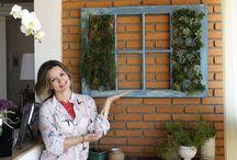 Verde perto / Plantas, flores, jardins, ideias e inspirações.