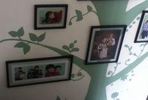 Mi arbol / Árbol con fotos familiares