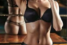 Black Lingerie / Beautiful sexy black lingerie