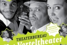 verhalen vertellen- theater