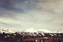 Colorado Mountain Neighbors  / Colorado is home of some of the best ski and mountain towns. While keeping cozy in downtown Frisco, take a trip to visit Breckenridge, Vail, Crested Butte, Estes Park, and other Colorado destinations. / by Town of Frisco Colorado