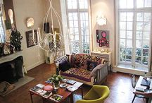 European Apartments / great interior design ideas for small places.