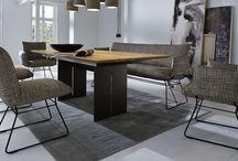 Esszimmer-Möblierung - Mein ganz persönlicher Stil / Mein ganz persönlich gestaltetes Esszimmer.