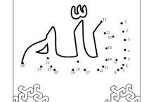 aktivitas anak islami