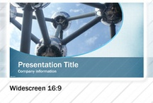 Widescreen PowerPoint Templates / Download free widescreen PowerPoint template and PPT presentation templates prepared for widescreen monitors.