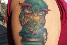 tatoos / by Stacey Forman-Clark