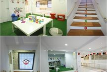 Room&places for kids / Room´s ideas, inspirated places