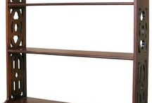 Bookcases / Our bookcases come in many different sizes and feature a different number of shelves and designs.