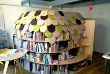 Home libraries for kids