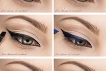 color eye liner