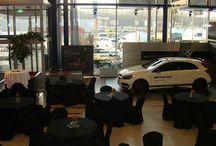 Mercedes 14 marca 2014 / Catering w Mercedes Benz w Sosnowcu