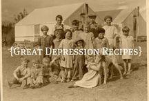 Depression era