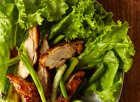 Healthy Asian Recipes / Here, delicious, healthy Asian recipes including a sweet and savory Japanese-style soba salad and quick lemongrass chicken. / by Food & Wine