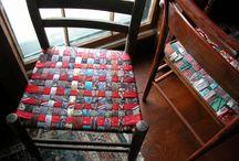 Chairs / by Ruth Warwick