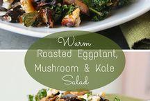 Recetas veganas de kale