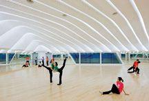 Espaço de balé