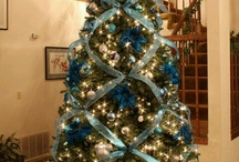 christmas tree ideas / by Rebecca Wasson