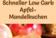 Low-Carb Kuchen