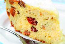torta ricotta e uvetta