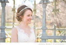 Wedding Hair Flair / Beautiful wedding hairstyles