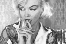 Marilyn Monroe / Not just a beauty queen but also an extremely compassionate and intelligent person