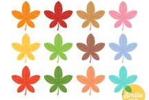 Plants and Flowers Clipart / Commercial clipart for small businesses owners