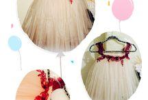 tütü elbise / doğum günü,diş buğdayı,hastane çıkışı kostümleri yapılır whatsapp iletişim 05320511158