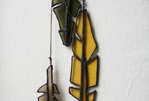 Fused glass / inspiration
