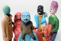 Toy Art and Stuff / by Filipe Florentino