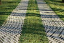 Driveways / by Thomas Foster