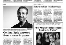 Newspaper Clips / by M4d Ski11z