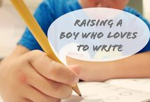 Boys' - and Girls - writing!