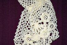 Crochet   knitting   lace