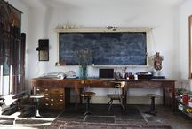 WORKSPACE / by Rebecca Dunstall